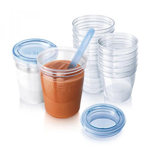 فنجان های ذخیره غذا کودک