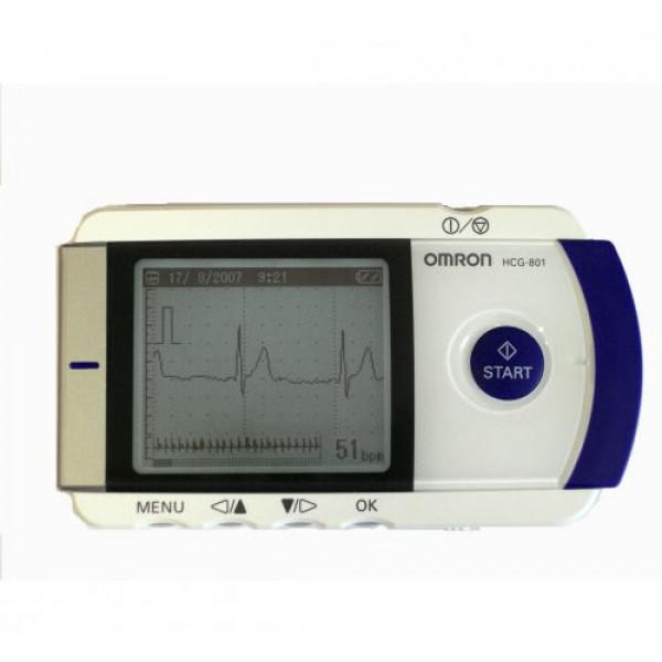 مانیتور ECG امرن پرتابل HCG-801