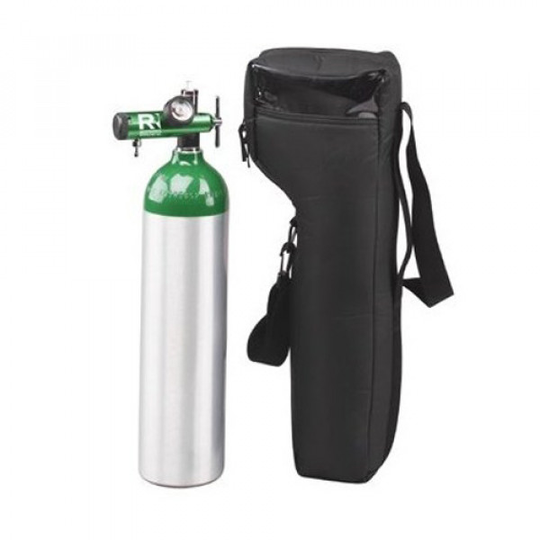 کپسول اکسیژن پرتابل حجم 2.5 لیتر