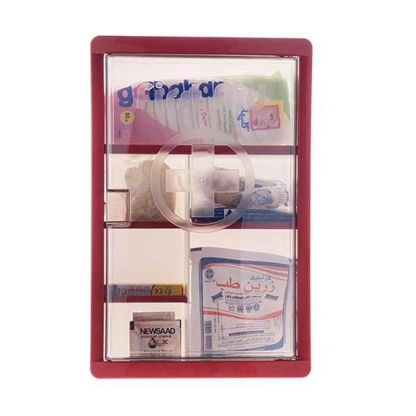 جعبه کمک های اولیه دیواری لوتوس