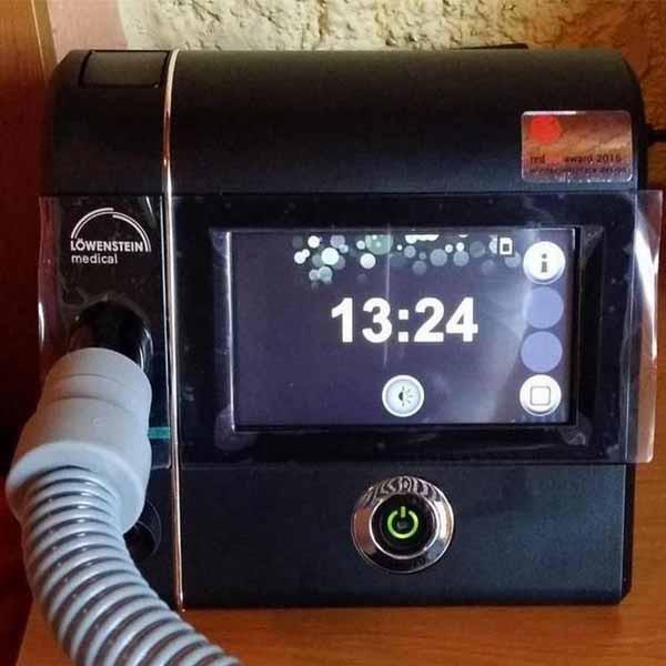 دستگاه بای پپ لوون اشتاین Prisma 25ST