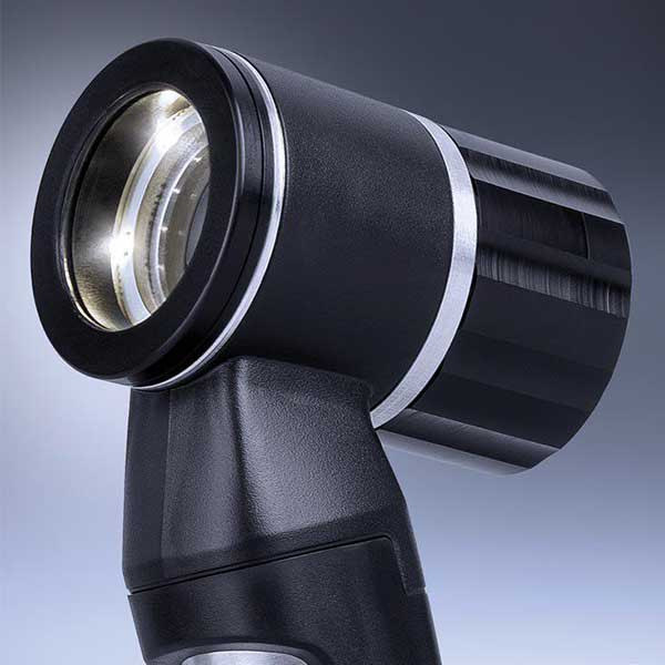 درماتوسکوپ 3.7 ولت شارژی LED لوکسامد