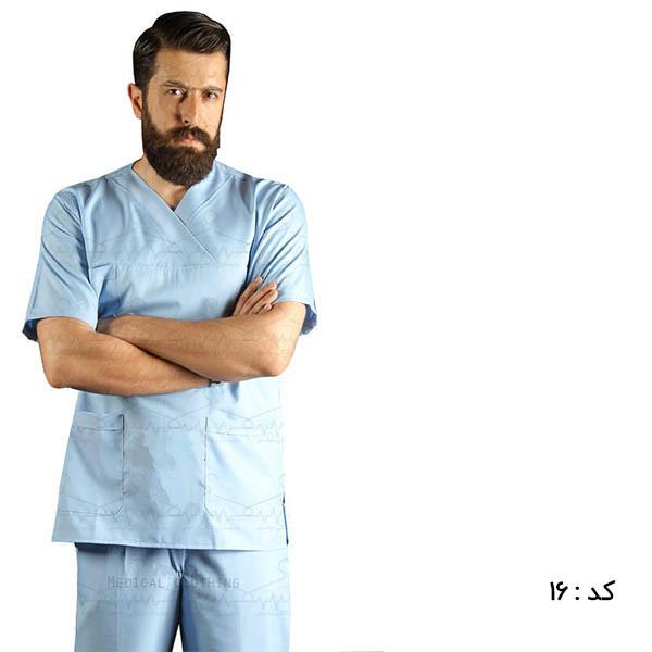 روپوش پزشکی مردانه