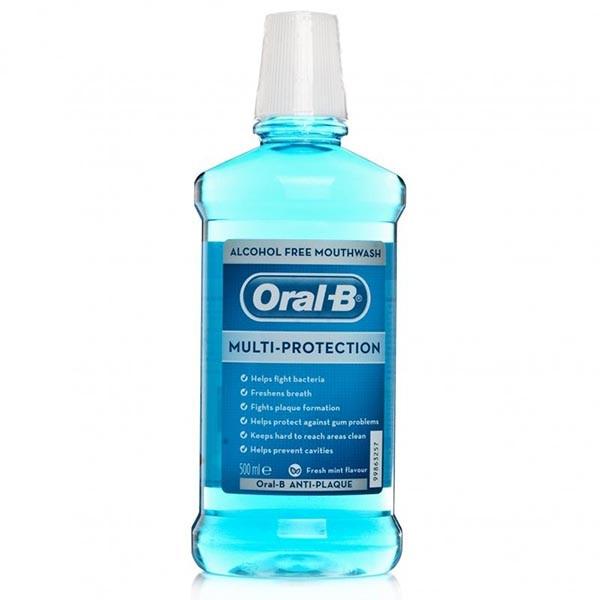 محلول دهان شوی اورال بی Multi Protection