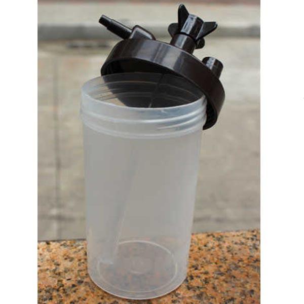 لیوان مرطوب کننده دستگاه اکسیژن ساز