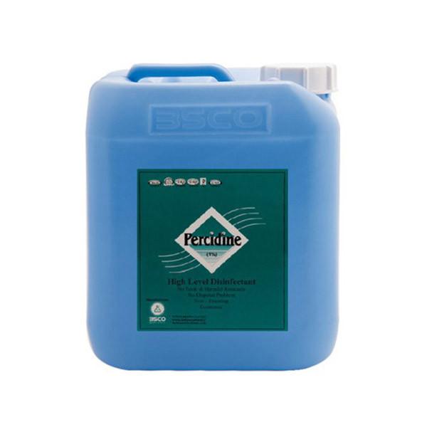 محلول ضد عفونی کننده سطح بالای سطوح پرسیدین 1 درصد
