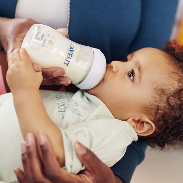 شیشه شیر معمولی 260میلی فیلیپس اونت Natural