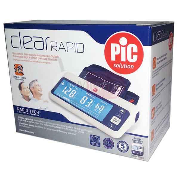 فشارسنج بازویی PiC مدل Clear Rapid