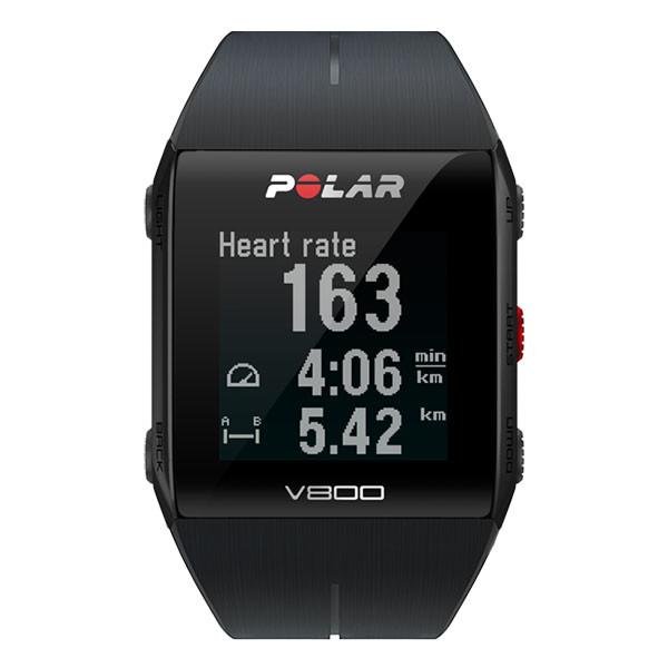 نمایشگر ضربان قلب حرفه ای پلار V800
