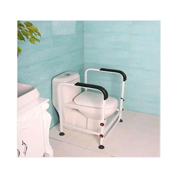 چارچوب دستگیره دار توالت فرنگی سالمندان TSF