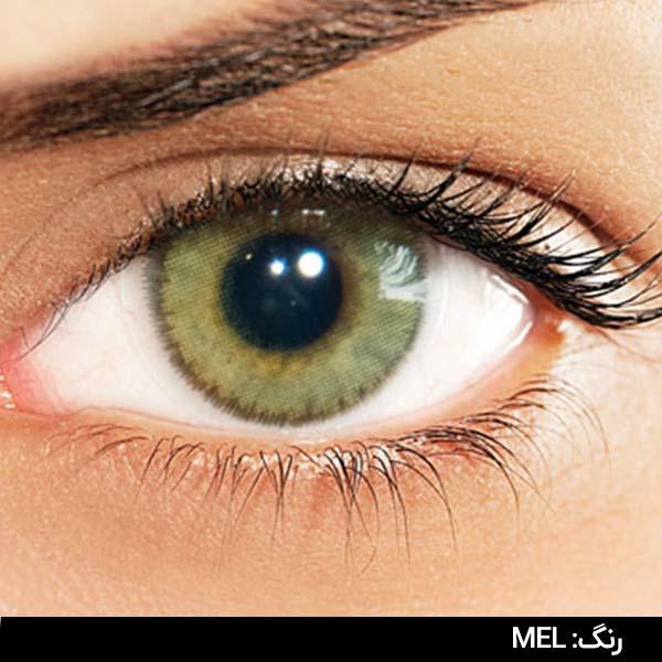 لنز چشمی نچرال سولوتیکا