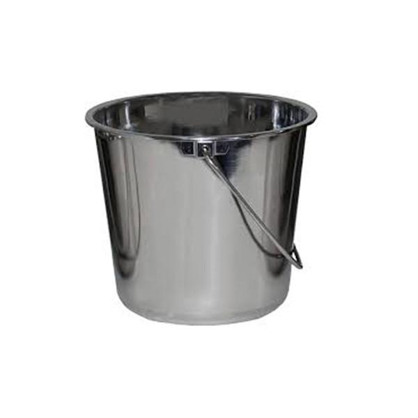 سطل استیل پزشکی حجم 12 لیتر
