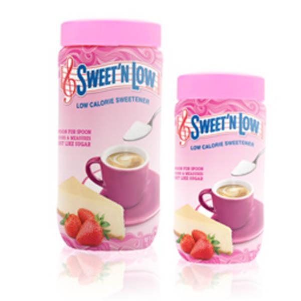 پودر شیرین کننده دیابتی بدون کالری Sweet'n Low