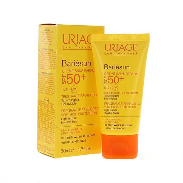 کرم ضد آفتاب بدون رنگ و رایحه اوریاژ سری Bariesun