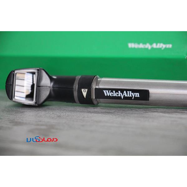 اتوسکوپ قلمی (جیبی) با چراغ قوه ولش آلن کد 22820