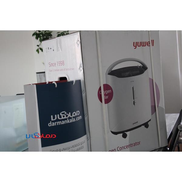 اکسیژن ساز 5 لیتری دیجیتال یوول